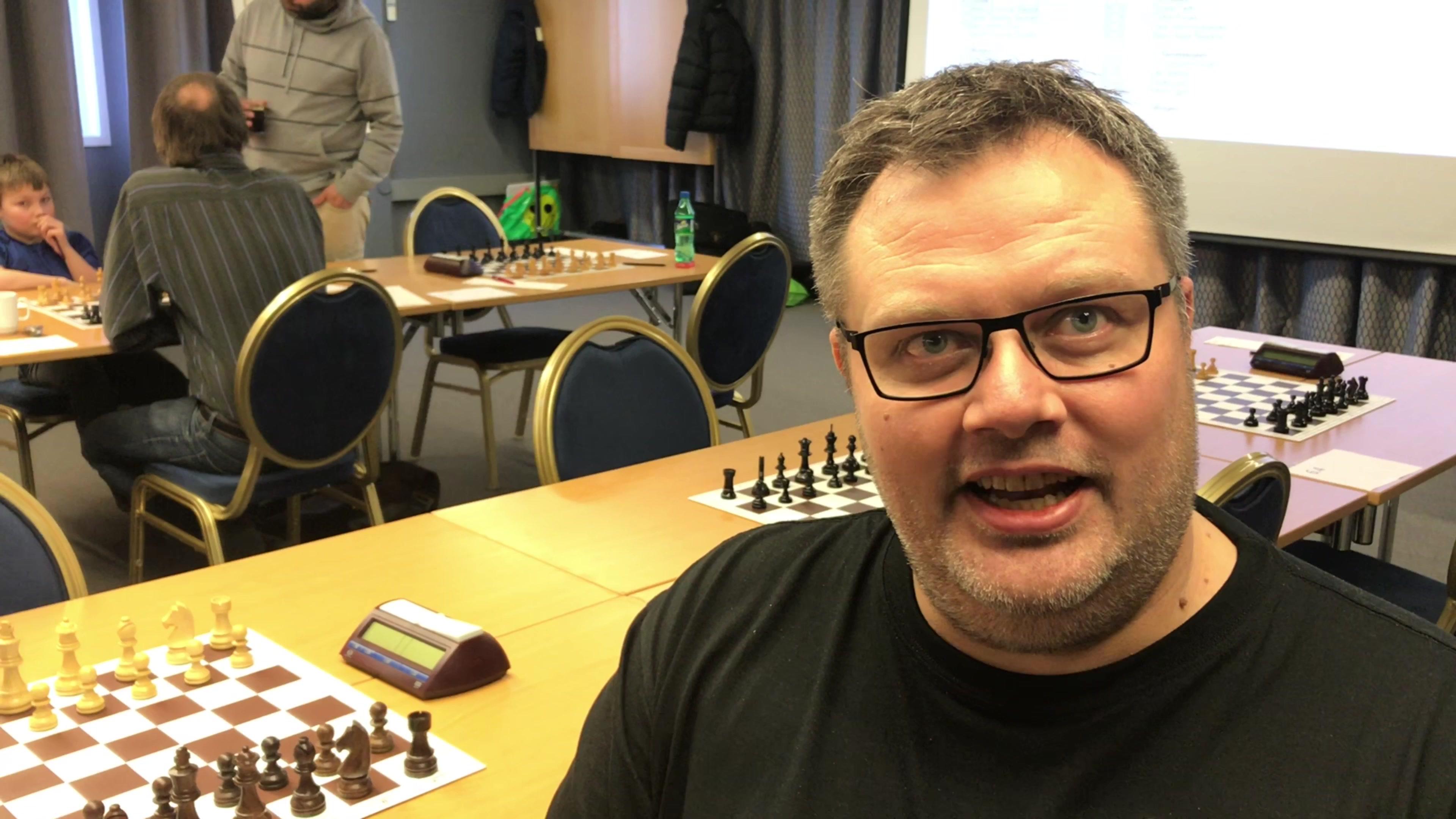 Vellykket sjakkmesterskap på Fauske