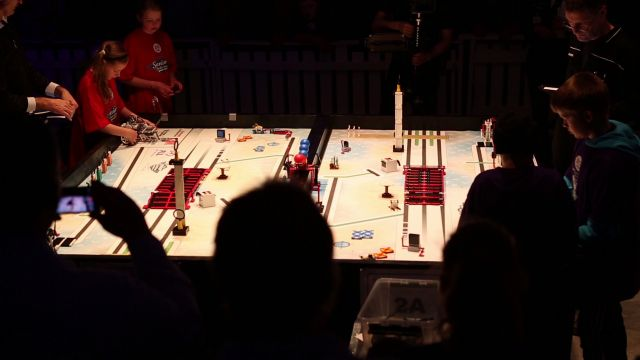FLL Robotkamper