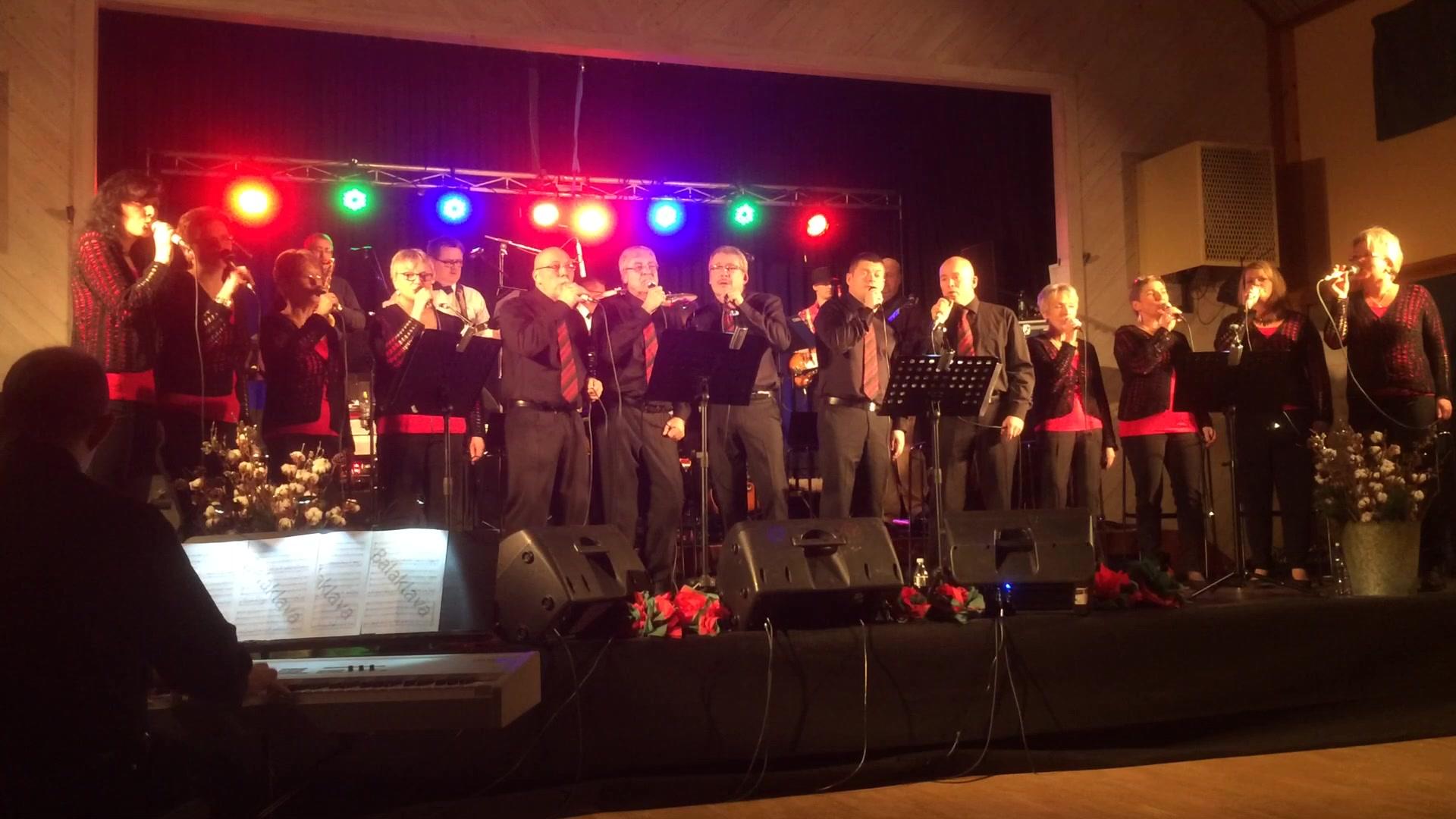 Julekonsert med Balaklava