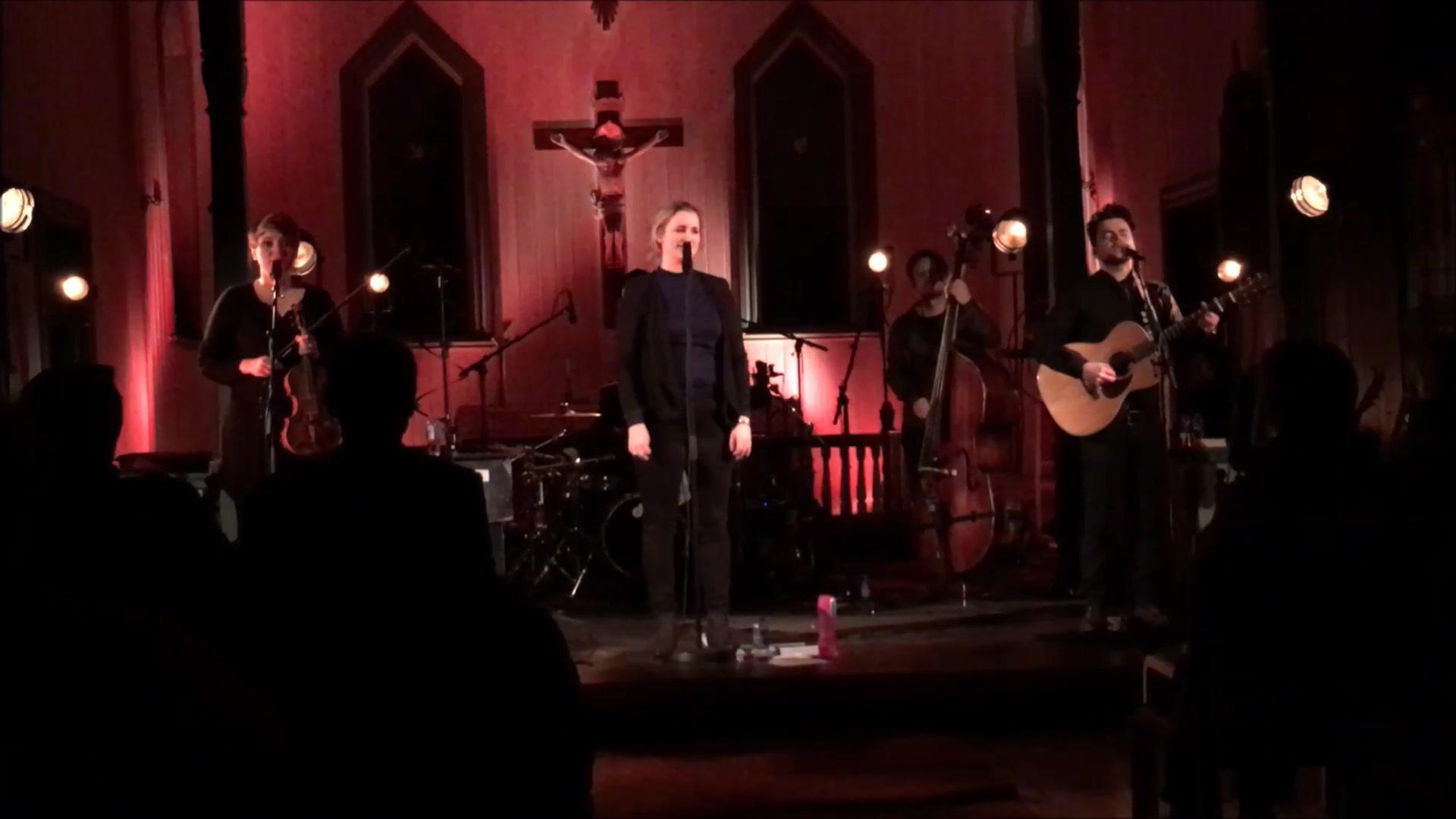 Kirkekonsert på Blåfrost
