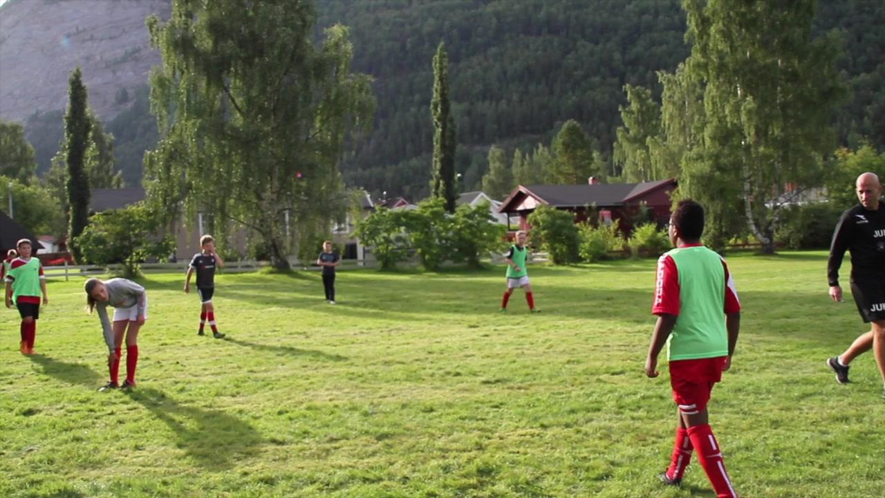 Fotballskole Rognan