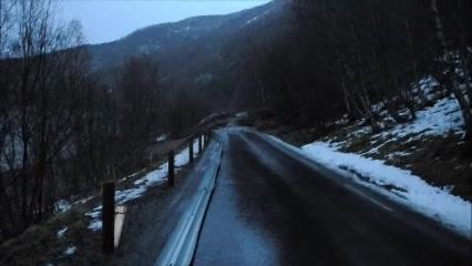 Jordraset i Juvik