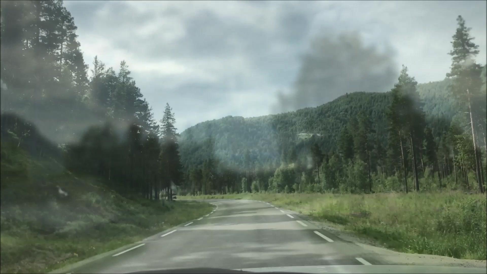 E6 fra Brenne til Nordnes
