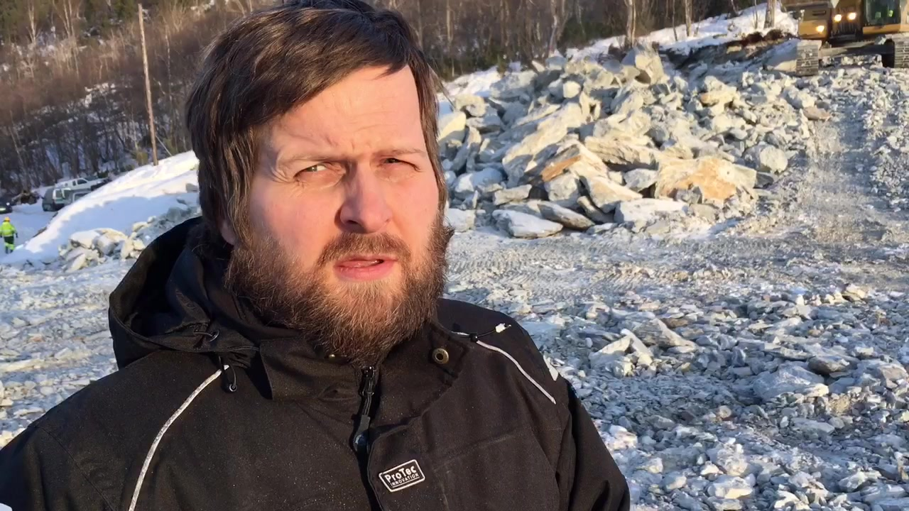 Ny fjøs i Tørresvika
