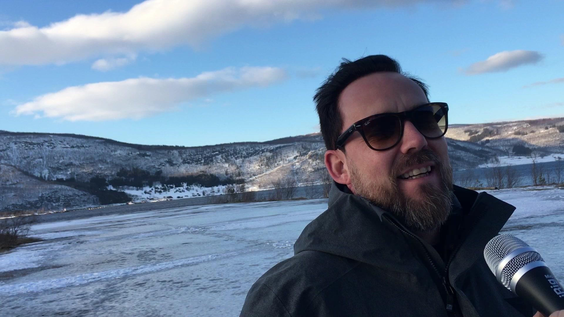 Tarjei Strøm elsker Blåfrost