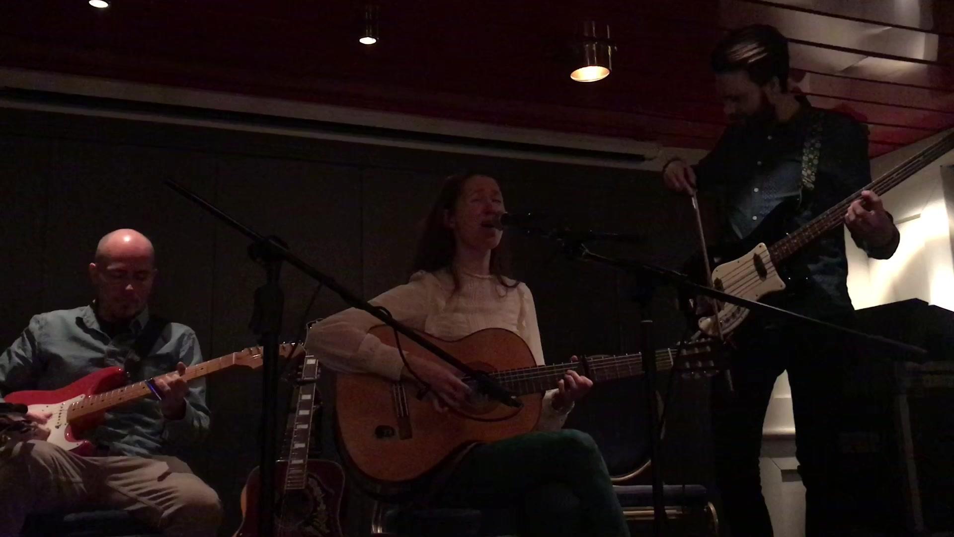 Marthes releasekonsert på  Fauske