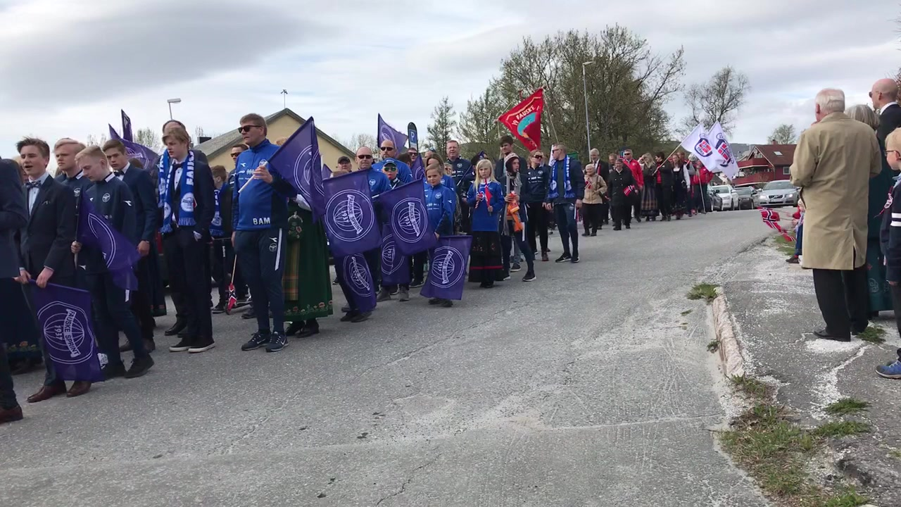 Borgertoget 2018