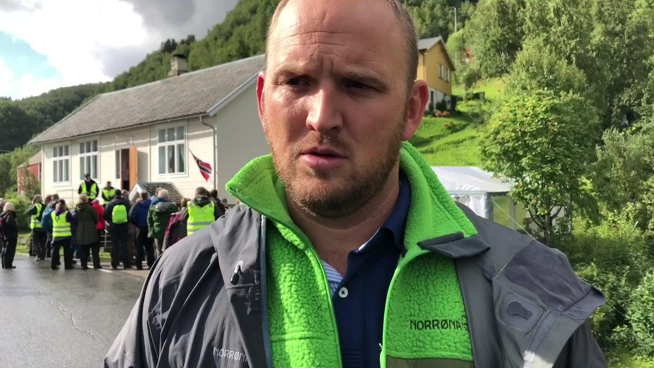 Ministre i Sørfold