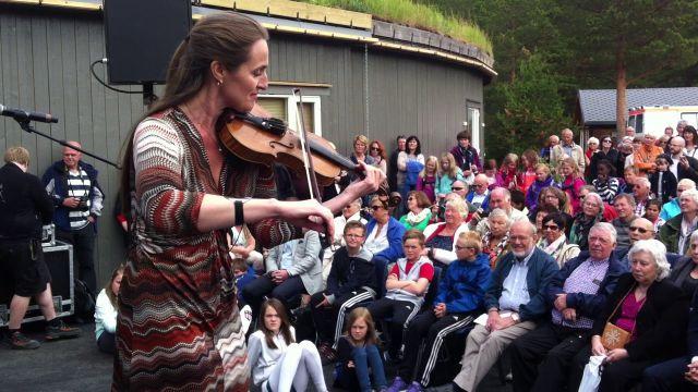 Susanne Lundeng med ny låt