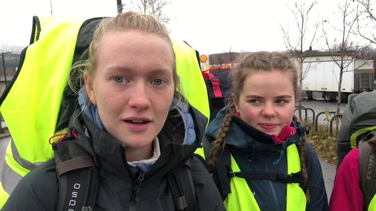 På haiketur Nordland rundt