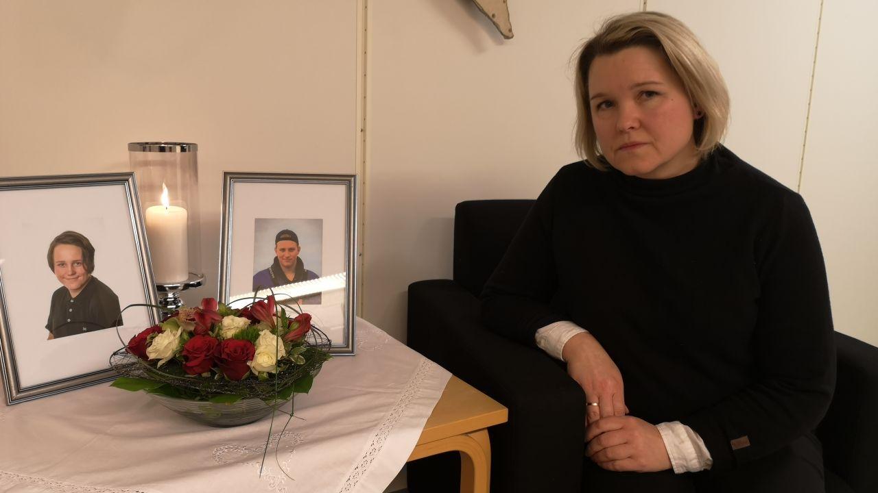 Rektor Trine om samlingen i Saksenvik tunnel