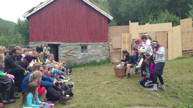 Sang i Kjelvik