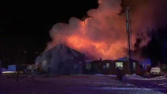 Film fra brannen
