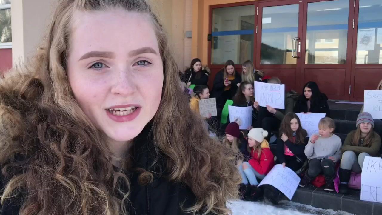 Skulker skolen for å sette miljø på dagsorden