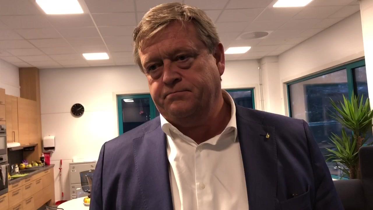 Ministerbesøk i Sørfold