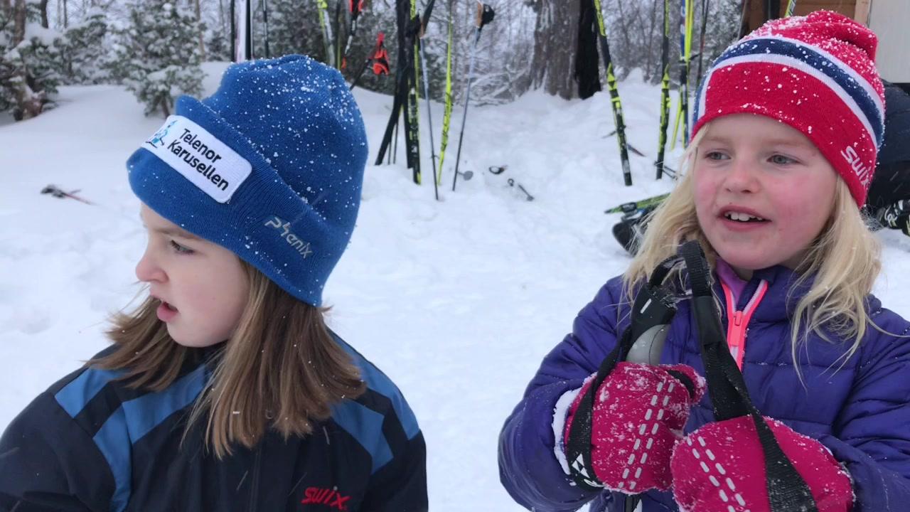 Hils på skigruppa i Stormfjell IL