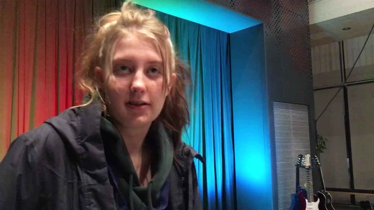 Videointervju med Maryana