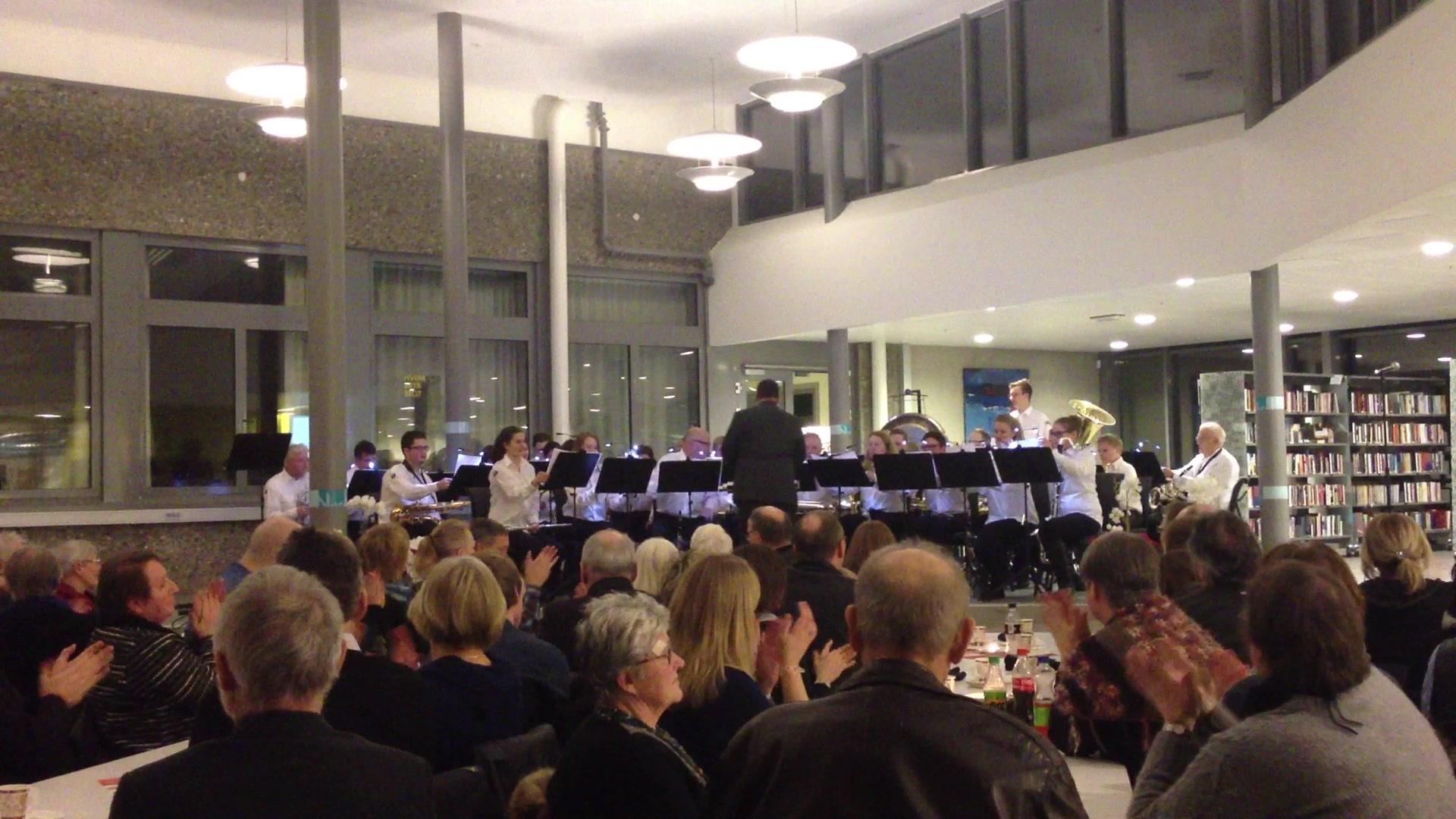 Finneid hornmusikks nyttårskonsert