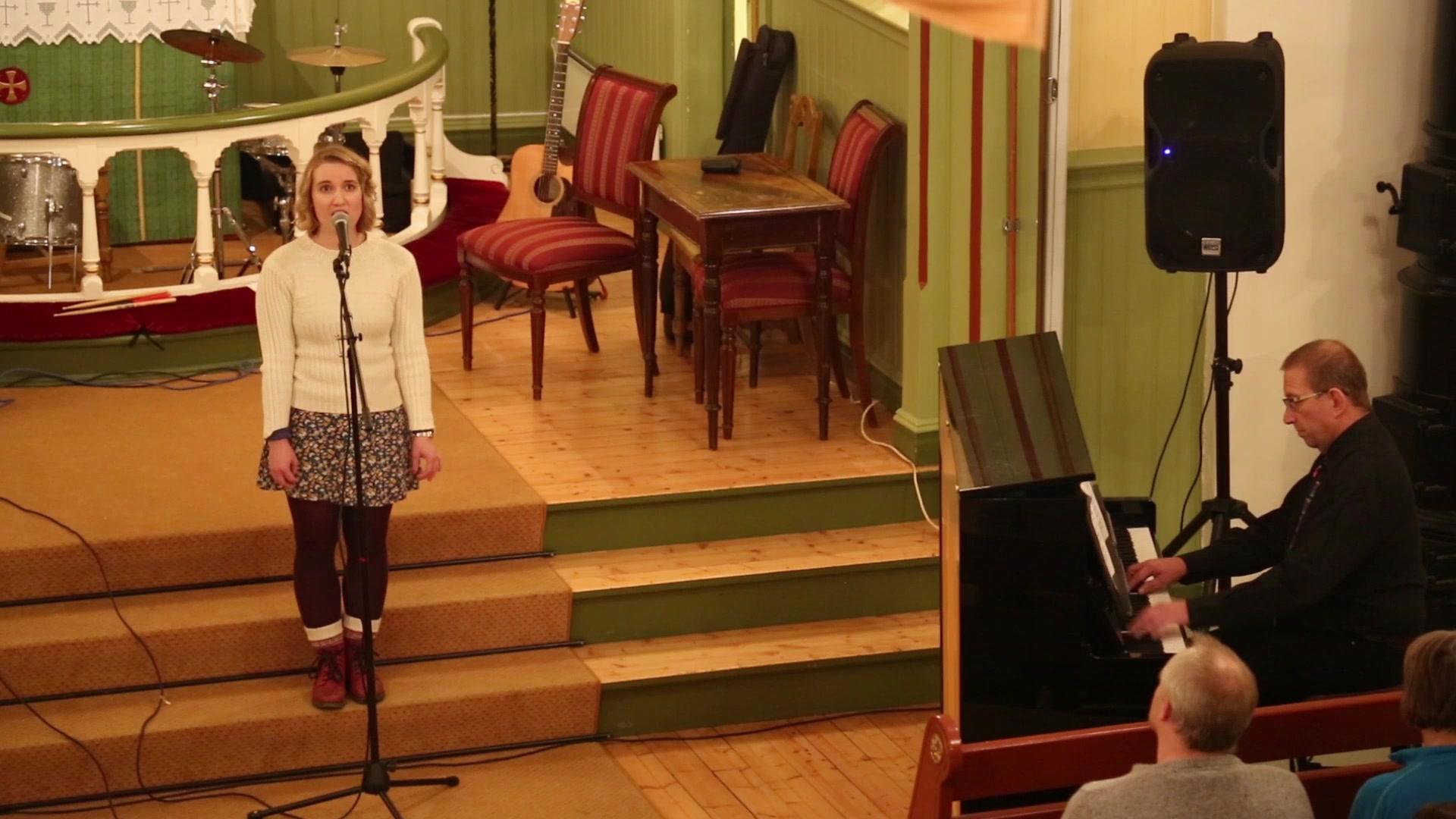 Kirkekonsert i Valnesfjord kirke