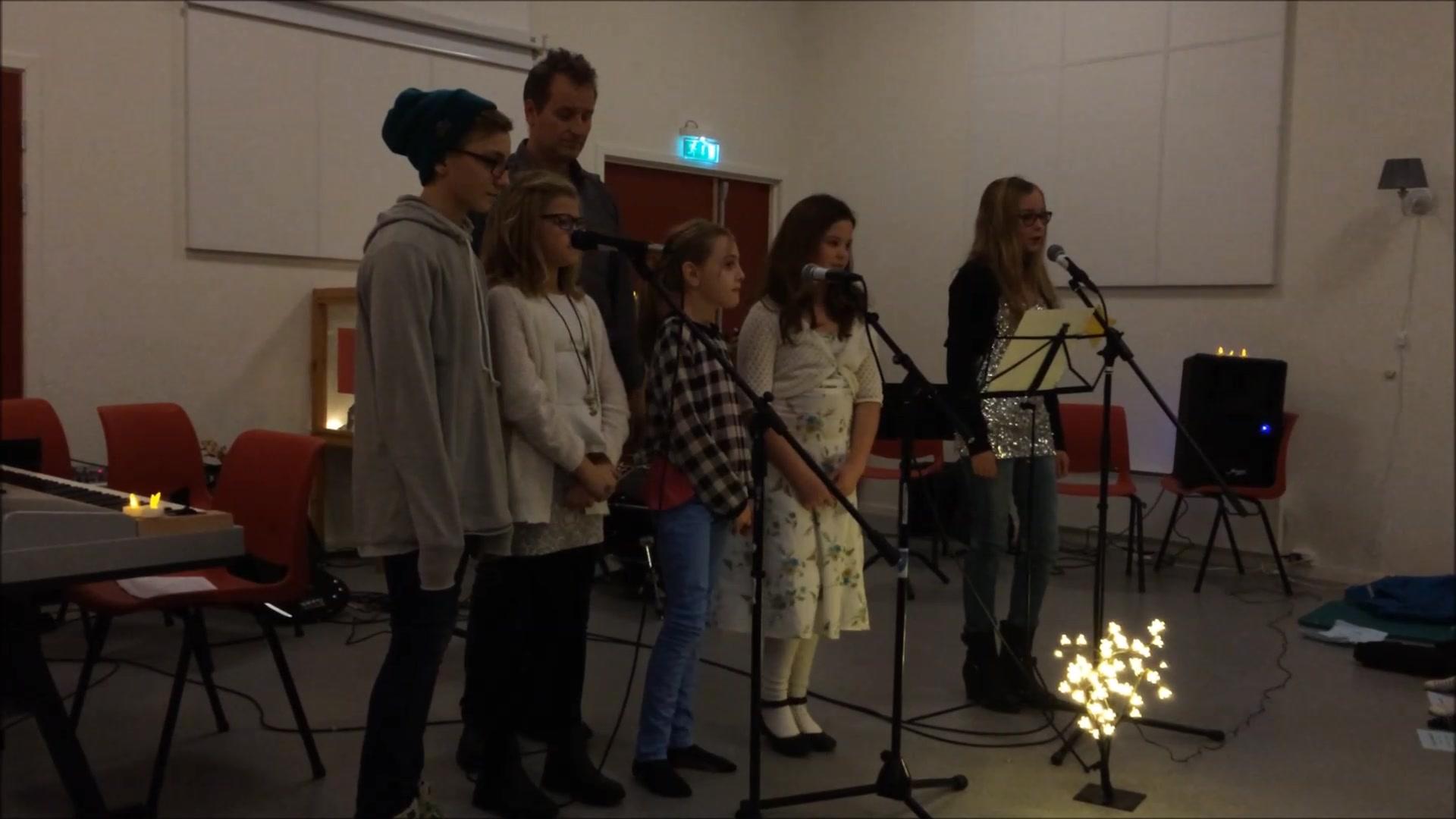 Jul i Røsvik