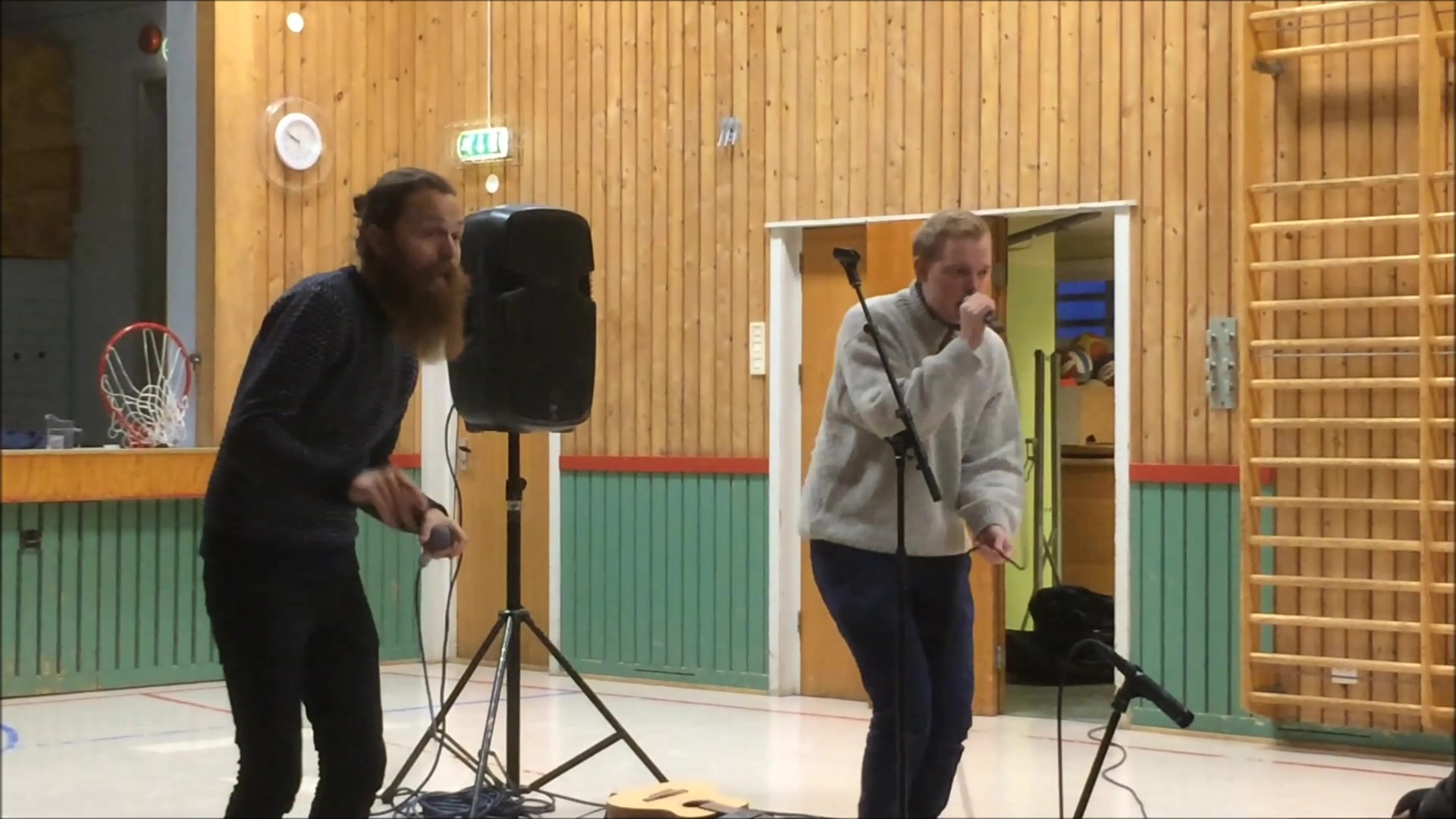 Eliassen og Olsen i Valnesfjord
