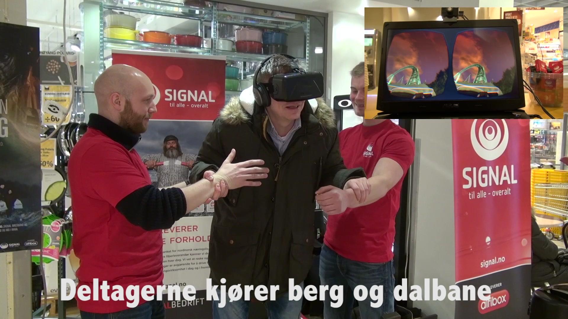 Tester Virituel-brille
