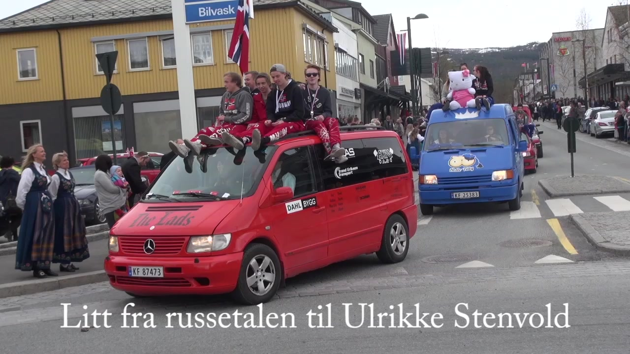 Borgertoget 2015