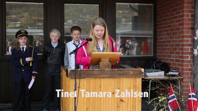 17. mai-tale på Straumen